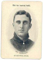 1906 Fan Craze AL WG2 #5 Bill Bernhardt
