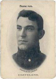 1906 Fan Craze AL WG2 #32 Nap Lajoie