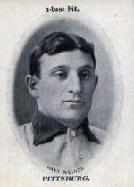 1906 Fan Craze NL WG3 #49 Honus Wagner
