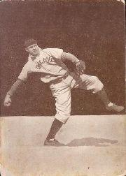 1907 Cubs A.C. Dietsche Postcards PC765 #1 Mordecai Brown