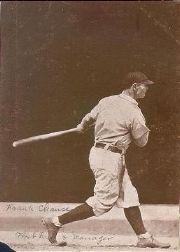 1907 Cubs A.C. Dietsche Postcards PC765 #2 Frank Chance