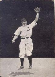 1907 Cubs A.C. Dietsche Postcards PC765 #4 Arthur F. Hoffman