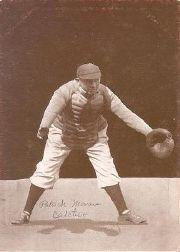 1907 Cubs A.C. Dietsche Postcards PC765 #7 Patrick J. Moran