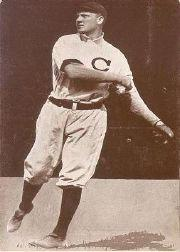 1907 Cubs A.C. Dietsche Postcards PC765 #8 Orvall Overall