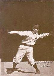 1907 Cubs A.C. Dietsche Postcards PC765 #9 John A. Pfeister