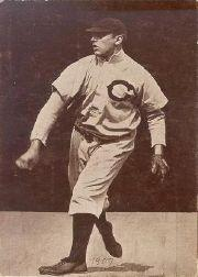 1907 Cubs A.C. Dietsche Postcards PC765 #10 Ed Reulbach
