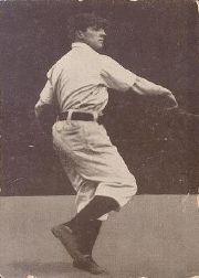 1907 Cubs A.C. Dietsche Postcards PC765 #15 Joseph B. Tinker