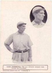 1908 American League Publishing Co. PC770 #14 George Perring