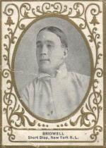 1909 Ramly T204 #17 Al Bridwell