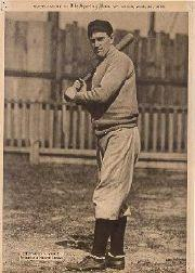1909-13 Sporting News Supplements M101-2 #6 Nap Lajoie/Cleveland/8/19/09