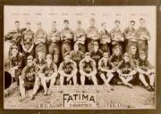 1913 Fatima Teams T200 #2 Chicago Americans