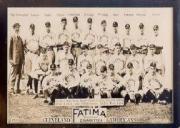 1913 Fatima Teams T200 #3 Cleveland Americans