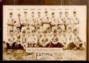 1913 Fatima Teams T200 #4 Detroit Americans