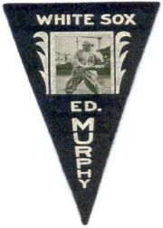 1916 Ferguson Bakery Felt Pennants BF2 #15 Eddie Murphy