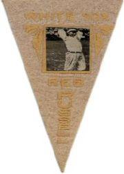 1916 Ferguson Bakery Felt Pennants BF2 #17 Reb Russell