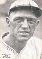 1925 Exhibits #6 Frank Gibson