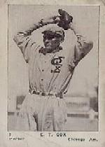 1927 American Caramel E126 #5 Dick Cox