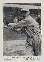 1927 American Caramel E126 #9 Specs Toporcer