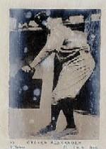 1927 American Caramel E126 #13 Grover C. Alexander