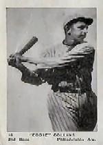 1927 American Caramel E126 #16 Eddie Collins