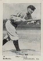 1927 American Caramel E126 #17 Ty Cobb