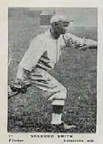 1927 American Caramel E126 #22 Sherrod Smith