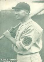 1927 Exhibits #28 Harold Traynor