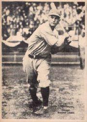 1929 Kashin Publications R316 #87 Riggs Stephenson
