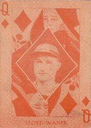 1933 Rittenhouse Candy E285 #12D Lloyd Waner