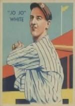 1934-36 Diamond Stars #45 Jo Jo White XRC (35G)