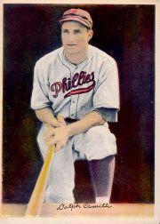1936 R312 Pastel Photos #4 Dolph Camilli