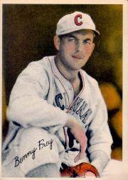 1936 R312 Pastel Photos #11 Benny Frey