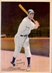 1936 R312 Pastel Photos #12 Hank Greenberg