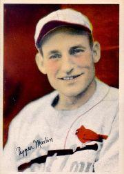 1936 R312 Pastel Photos #16 Pepper Martin