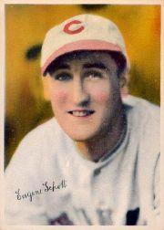 1936 R312 Pastel Photos #21 Eugene Schott