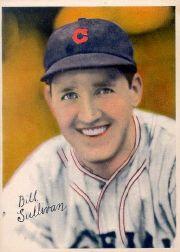 1936 R312 Pastel Photos #23 Billy Sullivan