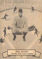 1937 O-Pee-Chee Batter Ups V300 #119 Bill Dickey
