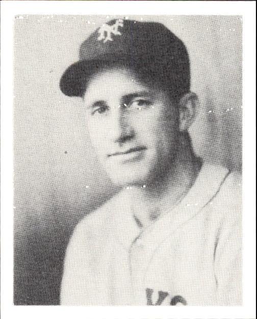 1939 Play Ball #23 Burgess Whitehead RC