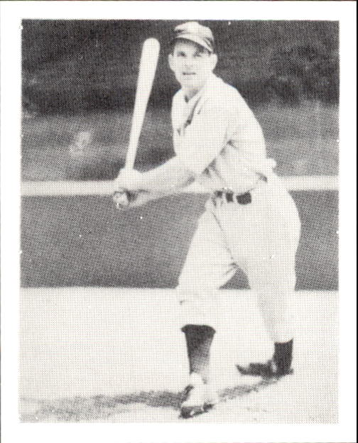 1939 Play Ball #25 George Selkirk RC