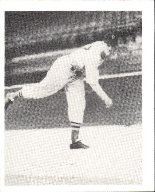 1939 Play Ball #40 James Bagby Jr. RC