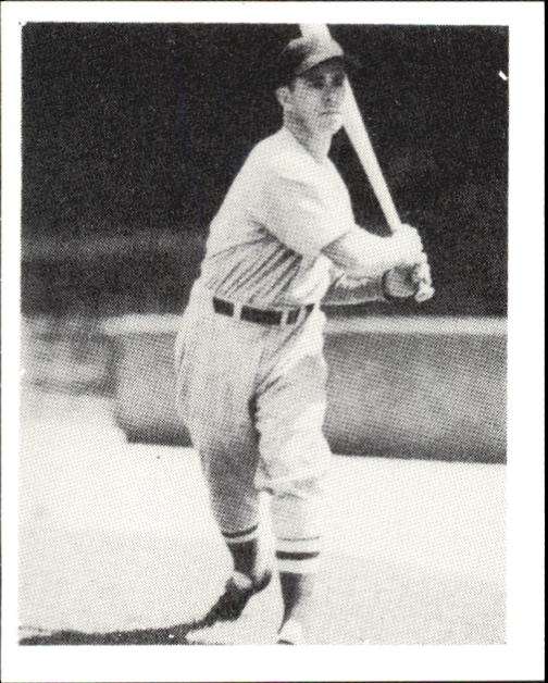 1939 Play Ball #62 Tom Carey RC
