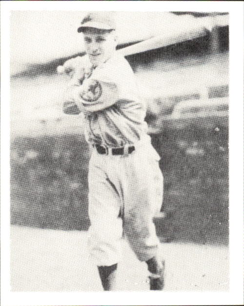 1939 Play Ball #63 Emmett Mueller RC