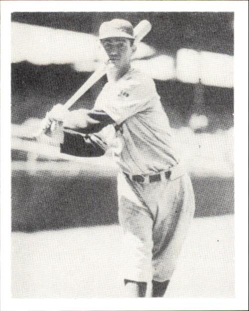 1939 Play Ball #76 Goody Rosen RC