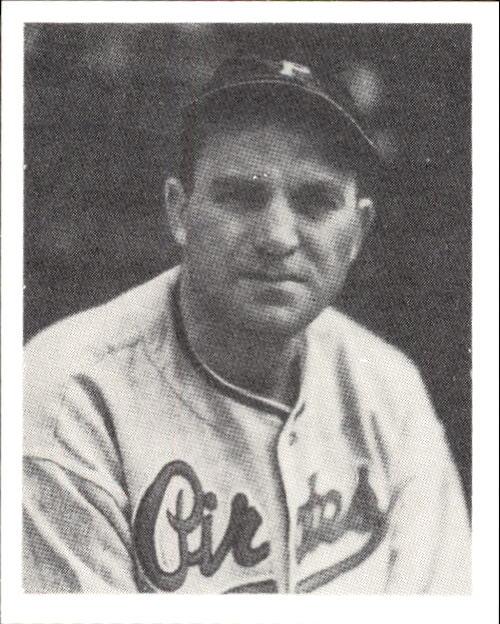 1939 Play Ball #94 Heinie Manush