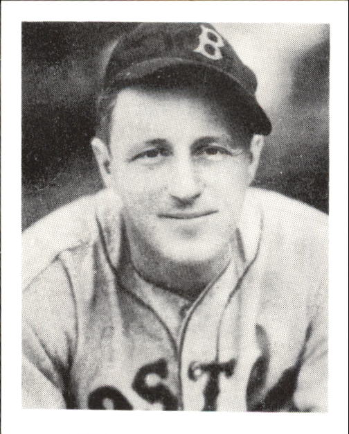 1939 Play Ball #116 Gene Desautels RC