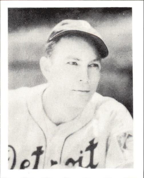 1939 Play Ball #136 Roy Bell RC