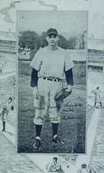1940 Binghampton Crowley's Milk #9 Frankie Slivanic
