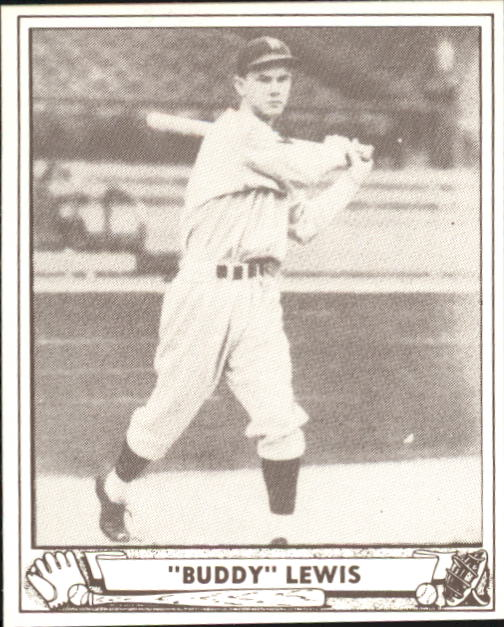 1940 Play Ball #20 Buddy Lewis