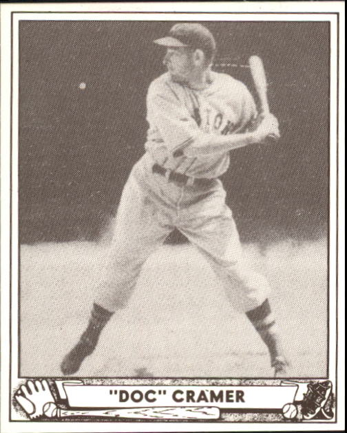 1940 Play Ball #29 Doc Cramer