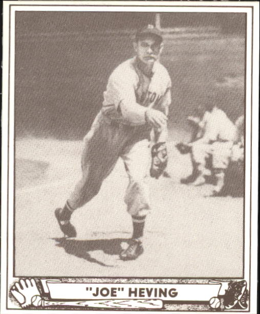1940 Play Ball #35 Joe Heving